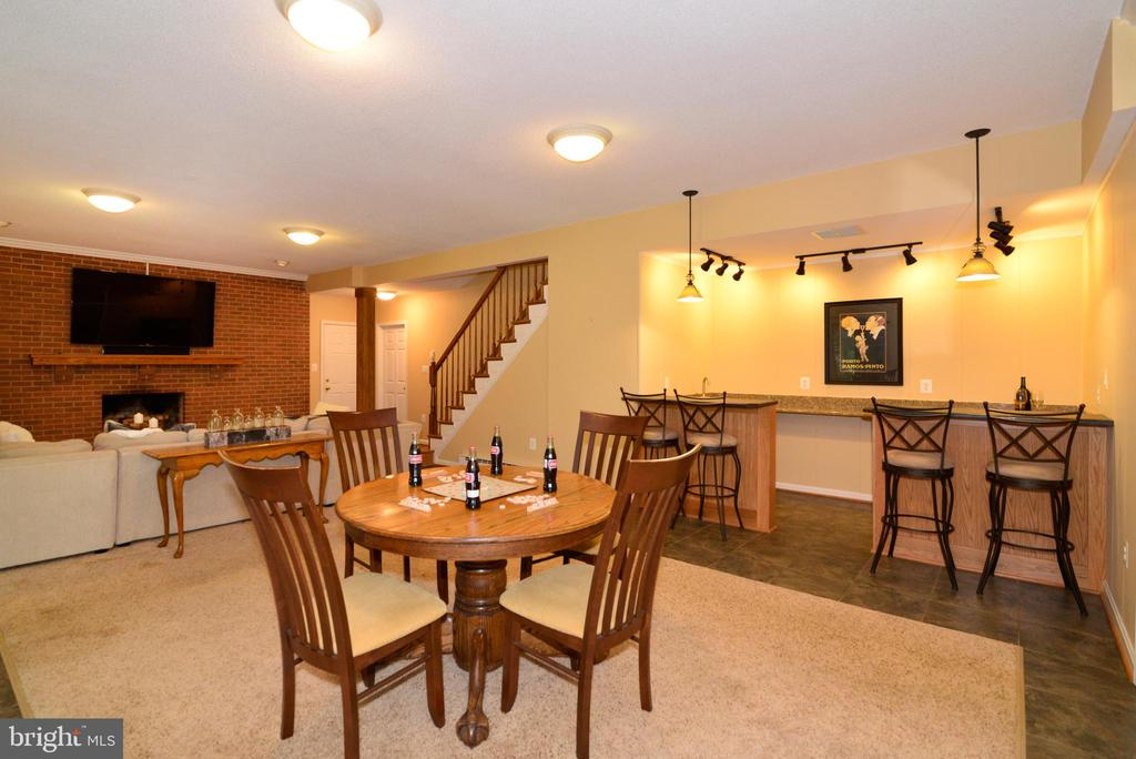 Lower Level view - 1700 BESLEY RD, VIENNA