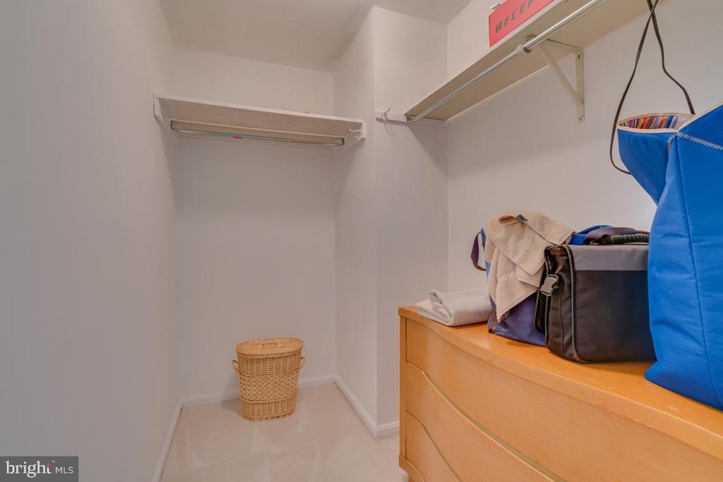 Master Bedroom walk in closet - 102 RAMSAY RD, LOCUST GROVE