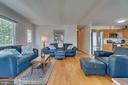 Beautiful hardwood floors - 102 RAMSAY RD, LOCUST GROVE