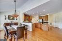 Breakfast Room - 17262 NORTHWOODS PL, HAMILTON