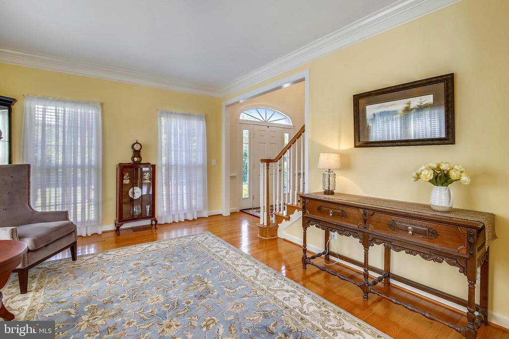 Living Room - 17262 NORTHWOODS PL, HAMILTON