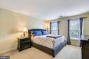 Easily Accommodates a King Bed - 17262 NORTHWOODS PL, HAMILTON
