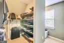 Wait until you see the size of the Master Closet - 17262 NORTHWOODS PL, HAMILTON