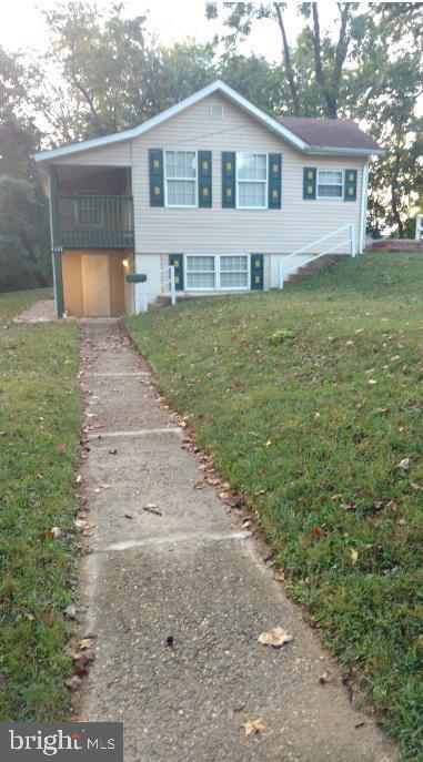 Front Walkway - 4324 ALABAMA AVE SE, WASHINGTON