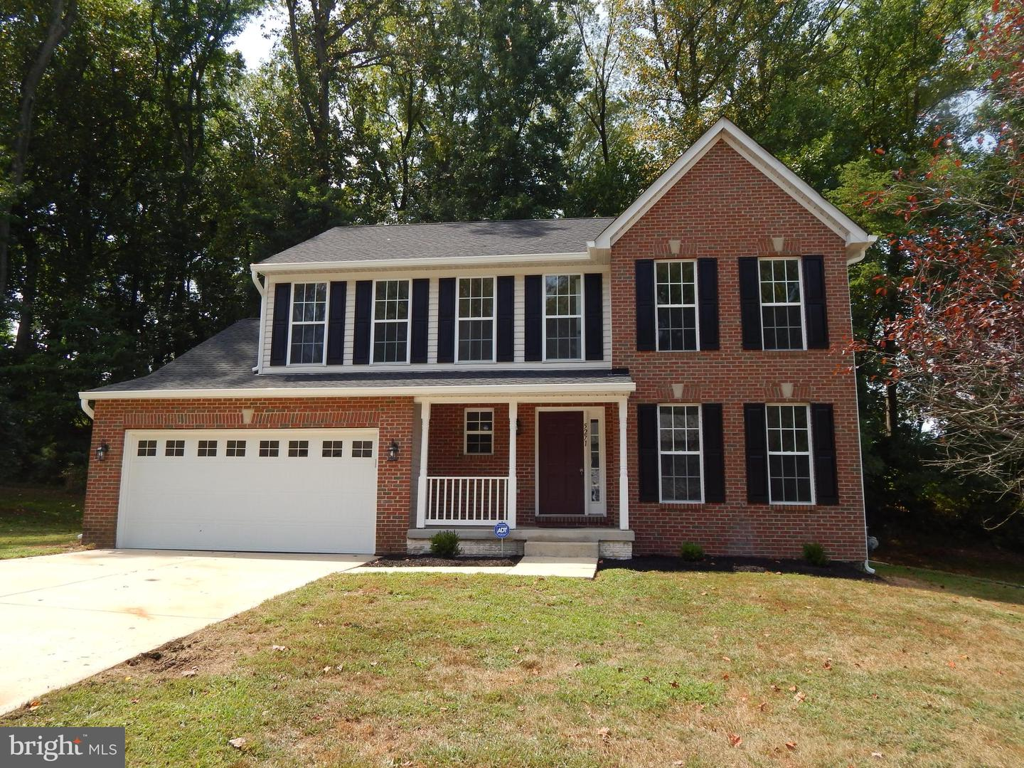 Single Family Homes for Sale at Bryans Road, Maryland 20616 United States