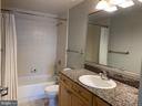 Master Bath - 777 7TH ST NW #724, WASHINGTON