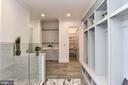 Doggy Shower w/ Glass Doors & Full Pantry - 7004 ARBOR LN, MCLEAN
