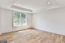 All Bedrooms Have Tray Ceilings & Walk-in Closets - 7004 ARBOR LN, MCLEAN