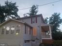 Side Exterior View Sun Room location - 4328 ALABAMA AVE SE, WASHINGTON
