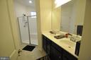 Master Bathroom - 1421 VILLAGE GREEN WAY, BRUNSWICK