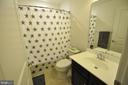 Hall Bathroom - 1421 VILLAGE GREEN WAY, BRUNSWICK
