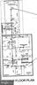 Second Level Floor Plan - 1421 VILLAGE GREEN WAY, BRUNSWICK