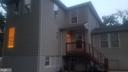 Exterior Back View - 4328 ALABAMA AVE SE, WASHINGTON