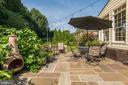 ...offers sensational view of the garden - 11691 CARIS GLENNE DR, HERNDON