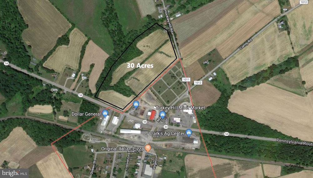 أراضي للـ Sale في Turbotville, Pennsylvania 17772 United States