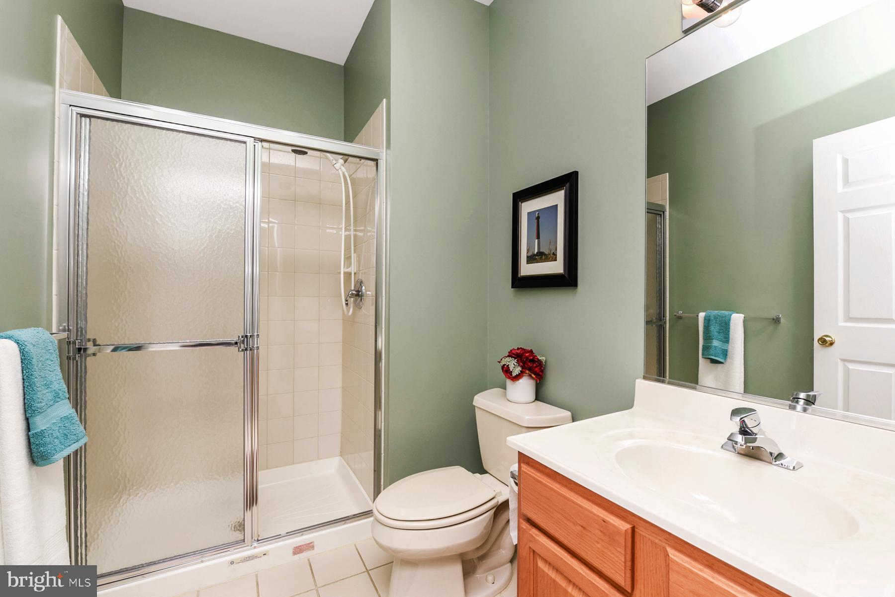 In law suite full bathroom