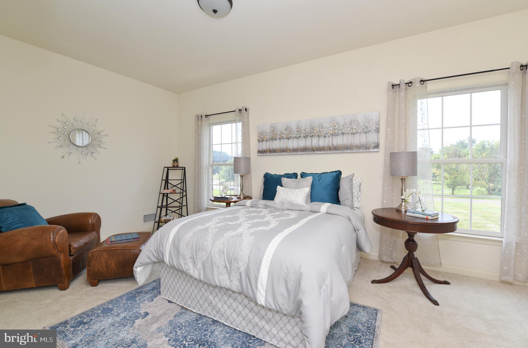 In law suite Bedroom