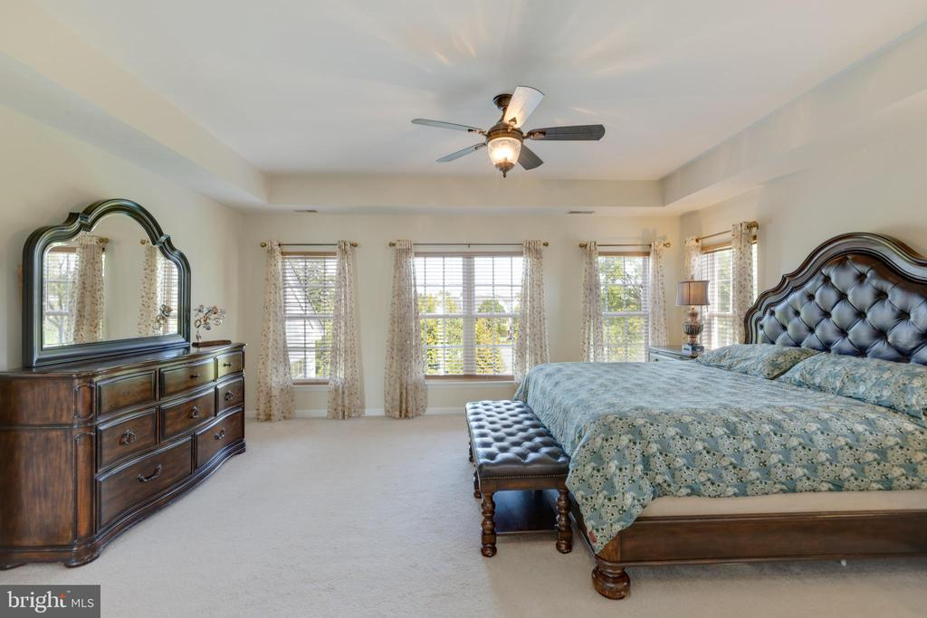 Master bedroom - 42022 GLASS MOUNTAIN PL, ALDIE