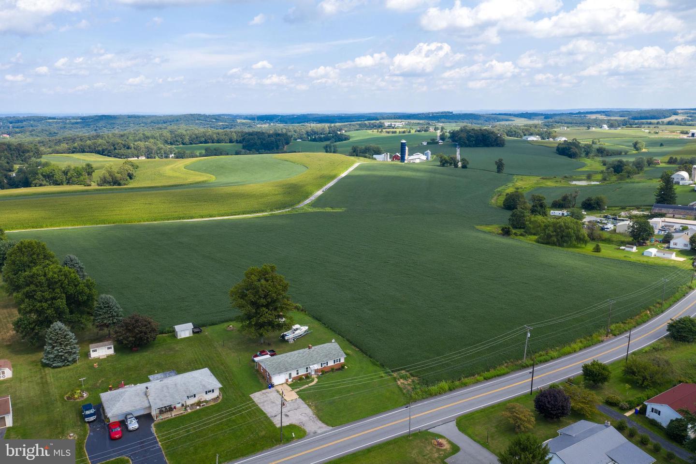 Terrain pour l Vente à 1332 DELTA Road Red Lion, Pennsylvanie 17356 États-Unis