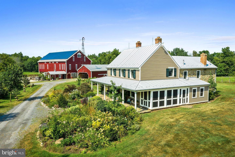 Single Family Homes для того Продажа на Emmitsburg, Мэриленд 21727 Соединенные Штаты