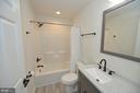 Hall Bathroom - 126 WHITE POPLAR, HARPERS FERRY