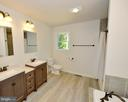 Lux Master Bathroom View 1 - 126 WHITE POPLAR, HARPERS FERRY