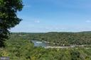 River view looking west - 74 WOODCUTTERS LN, HARPERS FERRY