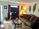 Entry to Living Room - 10610 LIMBURG CT, FREDERICKSBURG