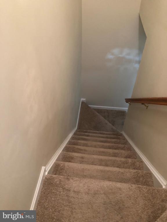 Carpet in excellent shape - 10610 LIMBURG CT, FREDERICKSBURG