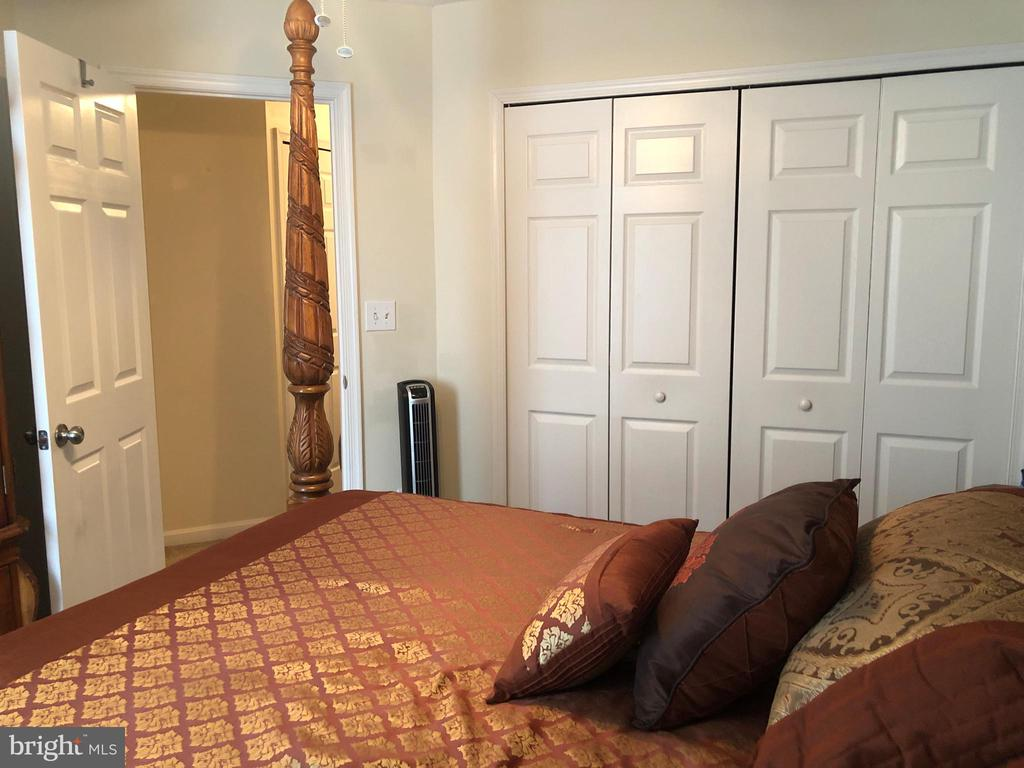 Master Bedroom long closet - 10610 LIMBURG CT, FREDERICKSBURG