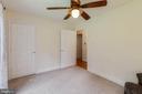 Second bedroom - 144 AQUA LN, COLONIAL BEACH