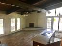 Open concept! with wood ceilings - 4611 LAKEVIEW PKWY, LOCUST GROVE