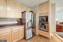 Wall oven & built in microwave - 144 AQUA LN, COLONIAL BEACH
