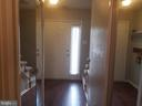 Entry and Hallway - 256 N COTTAGE RD, STERLING