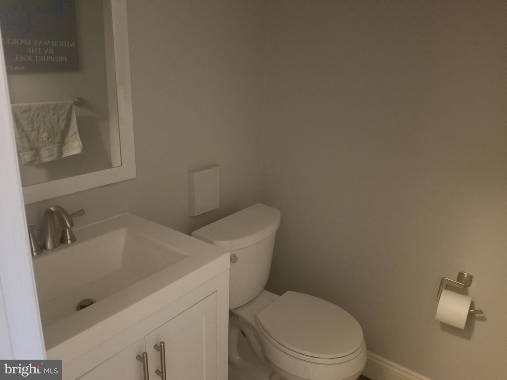 Powder Room - 256 N COTTAGE RD, STERLING