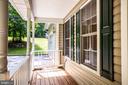 Rocking chair  front porch - 12504 SICKLES LN, SPOTSYLVANIA