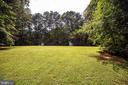 Gorgeous yard! - 12504 SICKLES LN, SPOTSYLVANIA