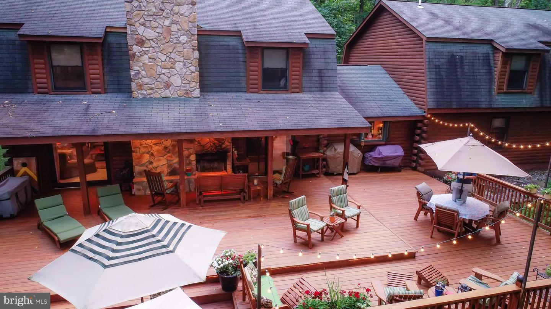 Single Family Homes para Venda às Oakland, Maryland 21550 Estados Unidos