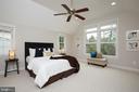 Master Bedroom - 129 N OAKLAND ST, ARLINGTON