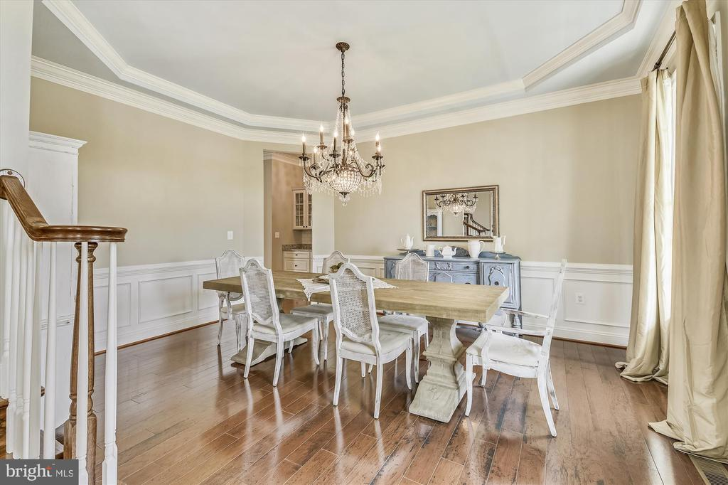 Formal Dining Room off Entry Way - 41669 APPLEYARD PL, ASHBURN