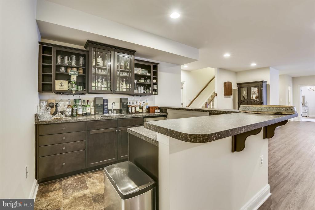 Lower Level Bar! - 41669 APPLEYARD PL, ASHBURN