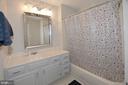 3rd Level Bathroom - 3624 WINFIELD LN NW, WASHINGTON