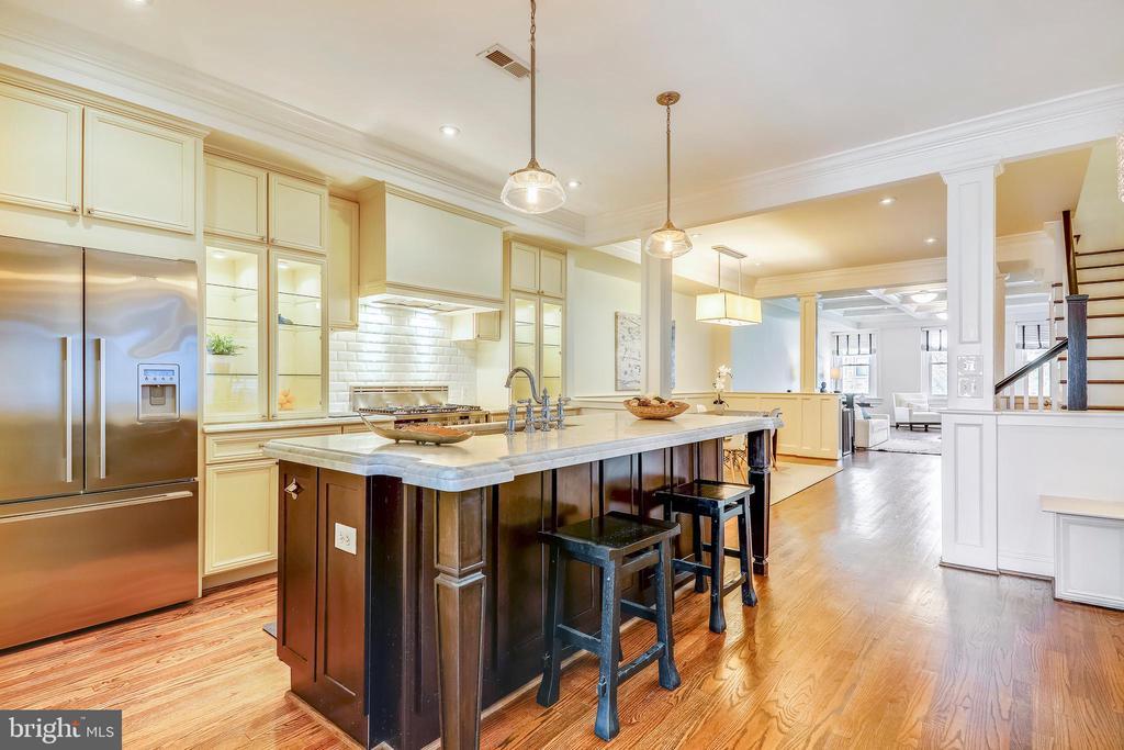 Kitchen - 2719 13TH ST NW #2, WASHINGTON