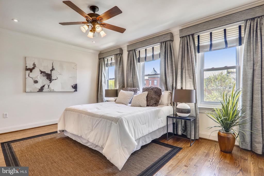 Master Bedroom - 2719 13TH ST NW #2, WASHINGTON