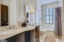 Bathroom (off Second Bedroom) - 2719 13TH ST NW #2, WASHINGTON