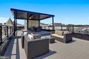 Private Roof Deck - 2719 13TH ST NW #2, WASHINGTON