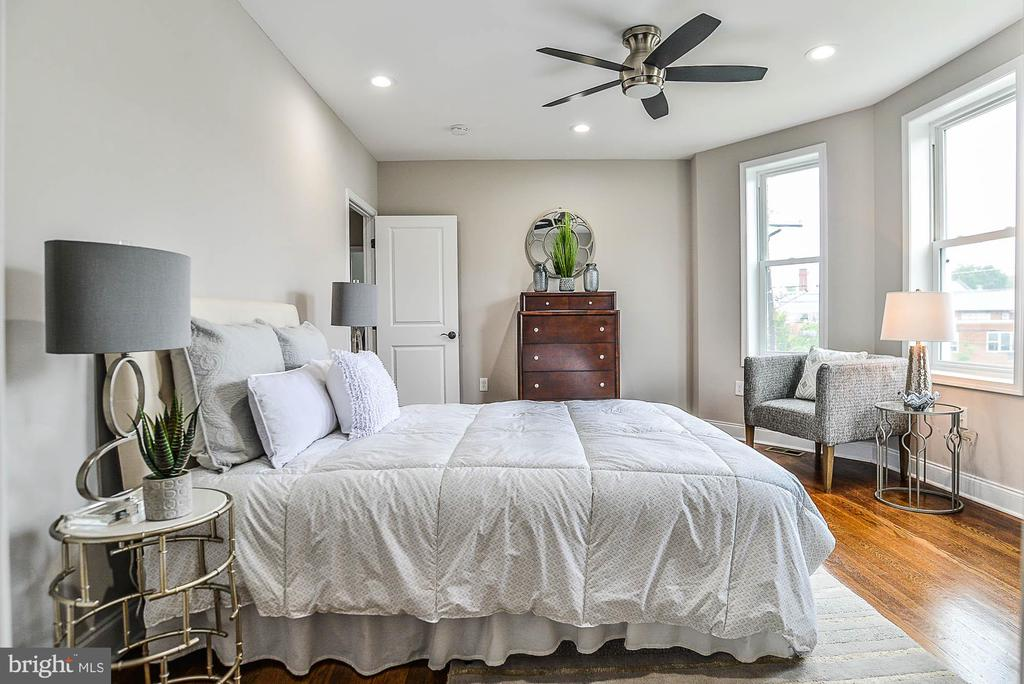 Master Bedroom 4 - 3600 18TH ST NE, WASHINGTON