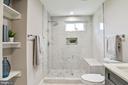Upstairs Hall Bath - 3600 18TH ST NE, WASHINGTON