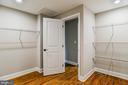 Master Closet - 3600 18TH ST NE, WASHINGTON