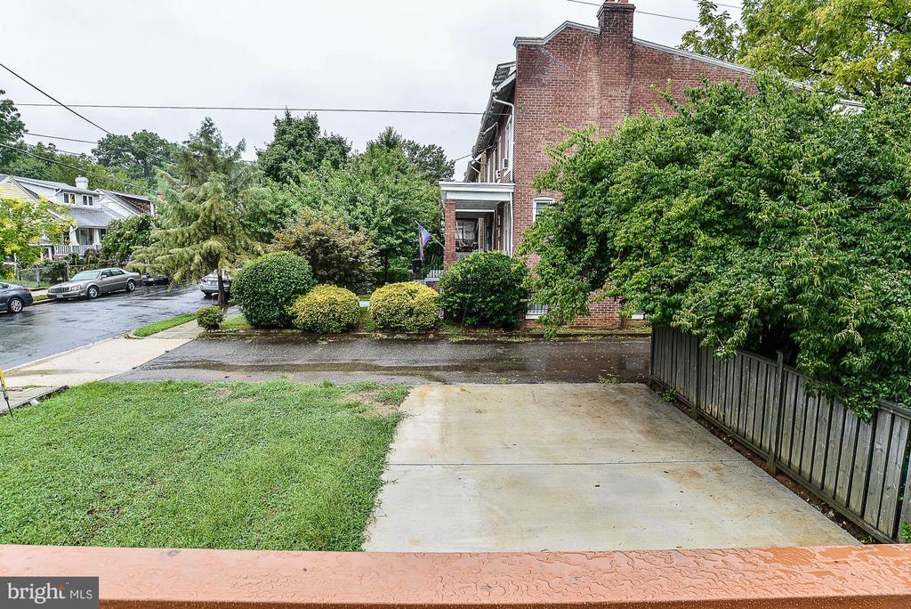 2 additional off street parking spaces - 3600 18TH ST NE, WASHINGTON